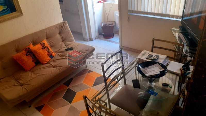 sala - Apartamento 1 quarto à venda Flamengo, Zona Sul RJ - R$ 435.000 - LAAP10473 - 5