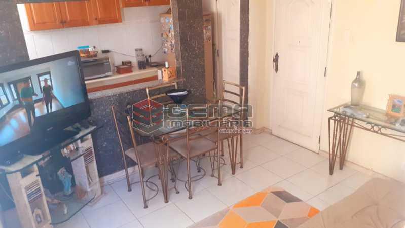 sala - Apartamento 1 quarto à venda Flamengo, Zona Sul RJ - R$ 435.000 - LAAP10473 - 3