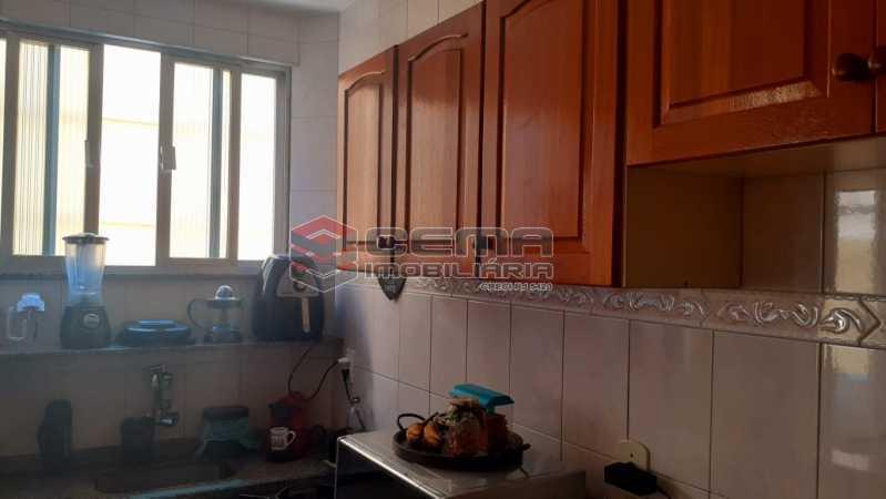 cozinha - Apartamento 1 quarto à venda Flamengo, Zona Sul RJ - R$ 435.000 - LAAP10473 - 19