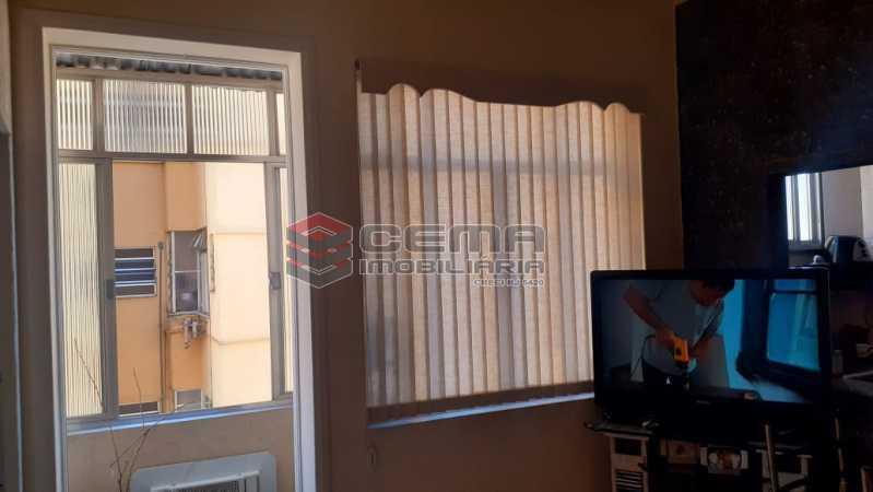 sala - Apartamento 1 quarto à venda Flamengo, Zona Sul RJ - R$ 435.000 - LAAP10473 - 7