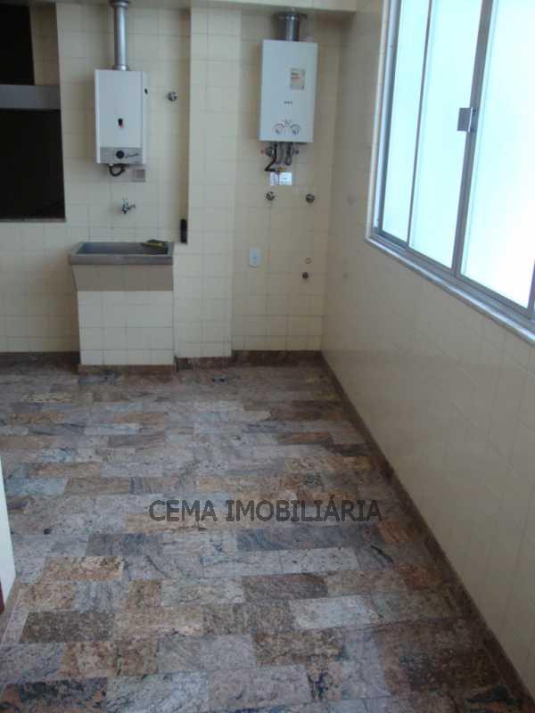 Área de Serviço - Apartamento À Venda - Vila Isabel - Rio de Janeiro - RJ - LAAP30630 - 26
