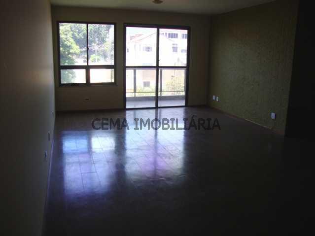 Salão - Apartamento À Venda - Vila Isabel - Rio de Janeiro - RJ - LAAP30630 - 6