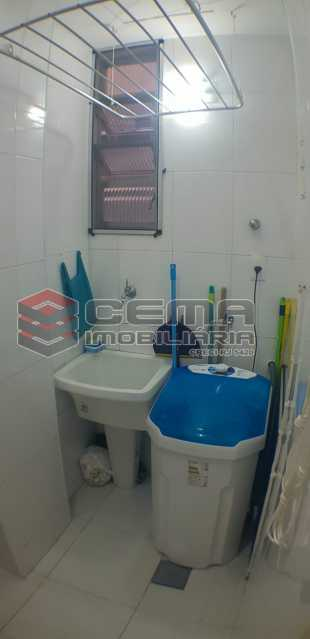 area de serviço - Apartamento À Venda - Flamengo - Rio de Janeiro - RJ - LAAP10478 - 17