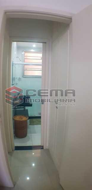 circulação - Apartamento À Venda - Flamengo - Rio de Janeiro - RJ - LAAP10478 - 12