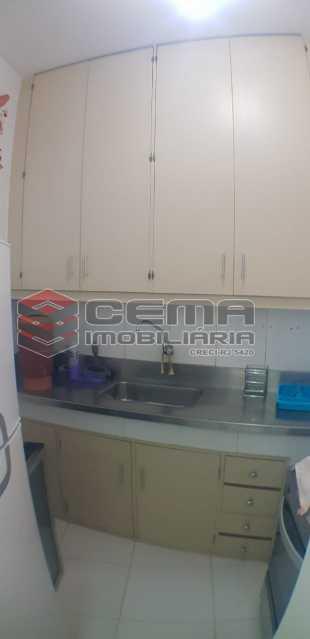 cozinha  - Apartamento À Venda - Flamengo - Rio de Janeiro - RJ - LAAP10478 - 13