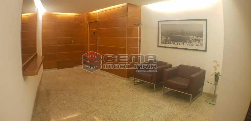 portaria - Apartamento À Venda - Flamengo - Rio de Janeiro - RJ - LAAP10478 - 3