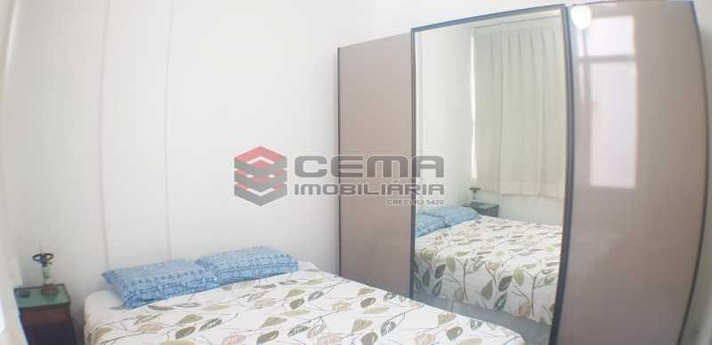 quarto - Apartamento À Venda - Flamengo - Rio de Janeiro - RJ - LAAP10478 - 8