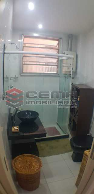banheiro - Apartamento À Venda - Flamengo - Rio de Janeiro - RJ - LAAP10478 - 11