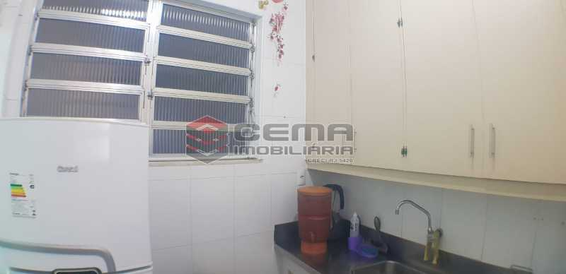 cozinha  - Apartamento À Venda - Flamengo - Rio de Janeiro - RJ - LAAP10478 - 14