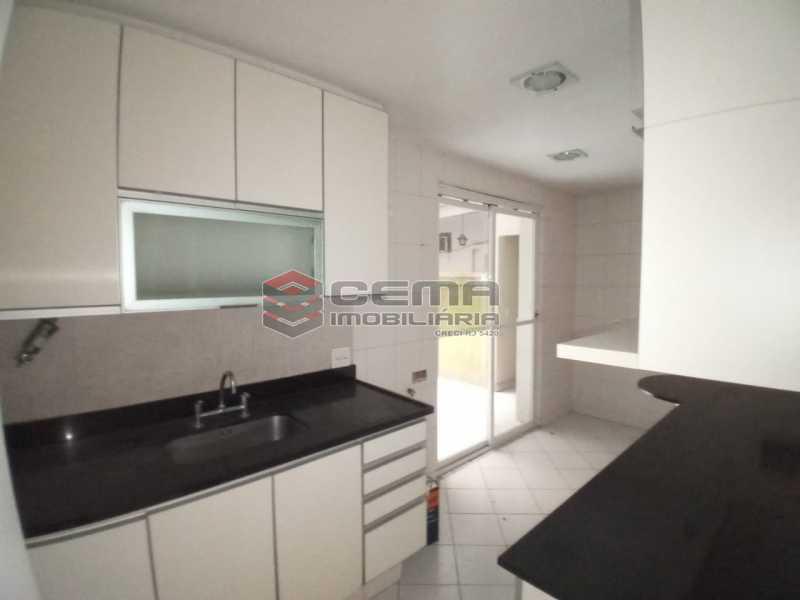 cozinha - Apartamento 3 quartos à venda Flamengo, Zona Sul RJ - R$ 990.000 - LA33005 - 23