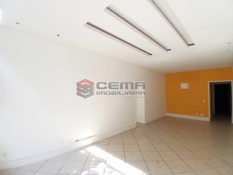 sala - Apartamento 3 quartos à venda Flamengo, Zona Sul RJ - R$ 990.000 - LA33005 - 1