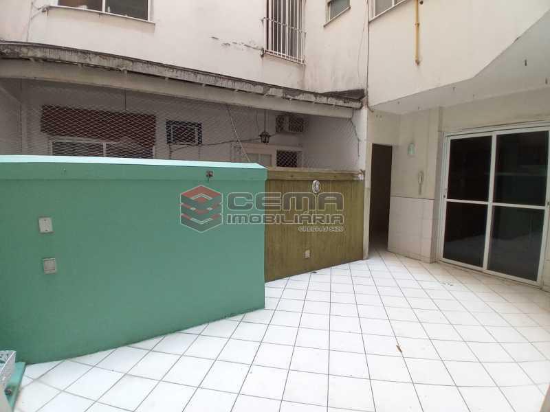 área externa - Apartamento 3 quartos à venda Flamengo, Zona Sul RJ - R$ 990.000 - LA33005 - 3