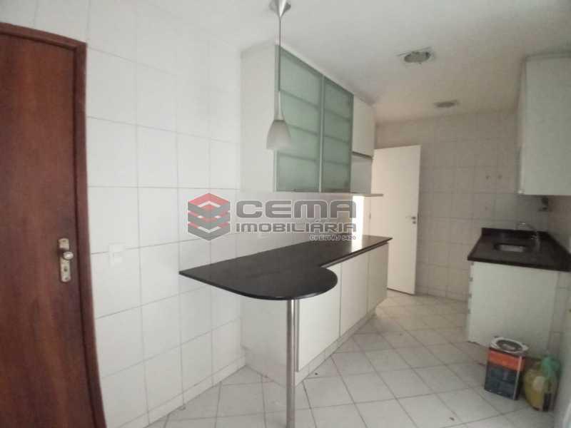 cozinha - Apartamento 3 quartos à venda Flamengo, Zona Sul RJ - R$ 990.000 - LA33005 - 26