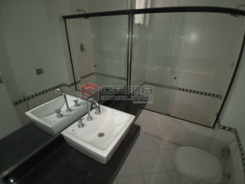 suíte - Apartamento 3 quartos à venda Flamengo, Zona Sul RJ - R$ 990.000 - LA33005 - 20