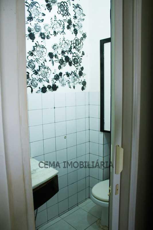 banheiro - Sala Comercial À Venda - Centro - Rio de Janeiro - RJ - LASL00063 - 9