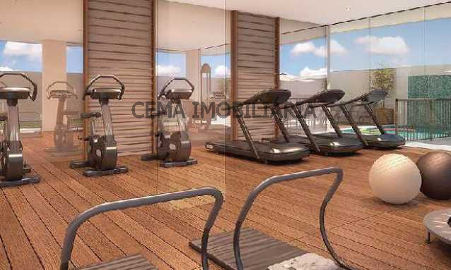 19 - Apartamento 3 quartos à venda Botafogo, Zona Sul RJ - R$ 3.100.000 - LAAP30658 - 9