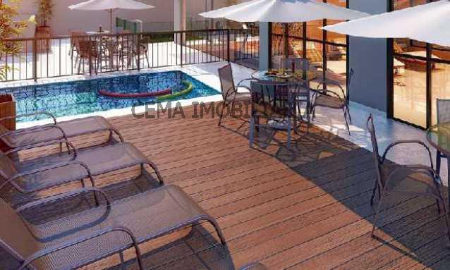 20 - Apartamento 3 quartos à venda Botafogo, Zona Sul RJ - R$ 3.100.000 - LAAP30658 - 10