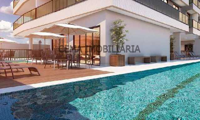 22 - Apartamento 3 quartos à venda Botafogo, Zona Sul RJ - R$ 3.100.000 - LAAP30658 - 12
