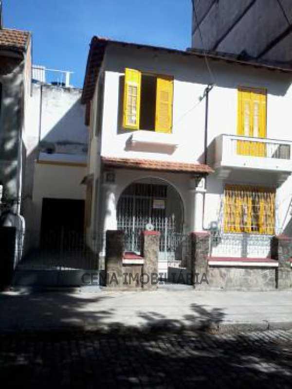 Fachada - Casa Comercial 300m² para alugar Tijuca, Zona Norte RJ - R$ 5.500 - LACC50001 - 1