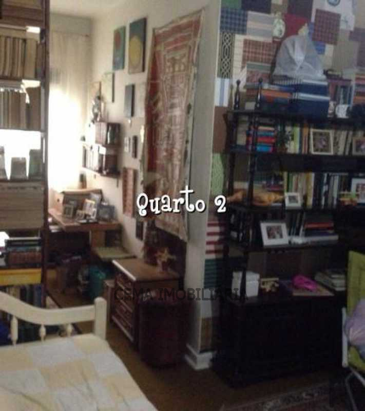Quarto - Apartamento À Venda - Leme - Rio de Janeiro - RJ - LAAP30685 - 14