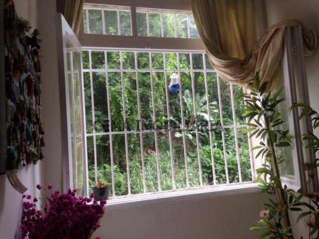 Vista para o verde - Apartamento À Venda - Leme - Rio de Janeiro - RJ - LAAP30685 - 15