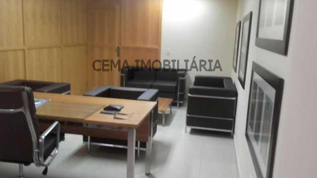 sala diretoria - Sala Comercial À Venda - Centro - Rio de Janeiro - RJ - LASL00070 - 5