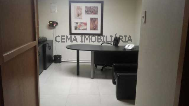 recepção - Sala Comercial À Venda - Centro - Rio de Janeiro - RJ - LASL00070 - 15