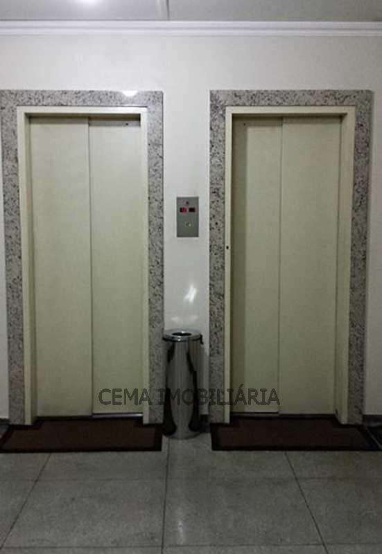 Elevadores - Sala Comercial À Venda - Copacabana - Rio de Janeiro - RJ - LASL00144 - 10