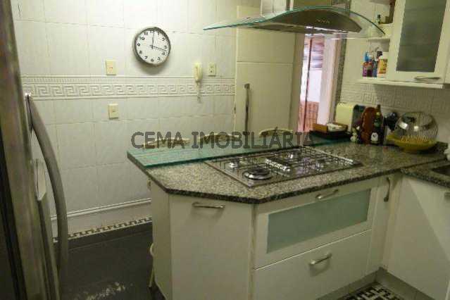 cozinha planejada - Apartamento À Venda - Lagoa - Rio de Janeiro - RJ - LAAP40128 - 12