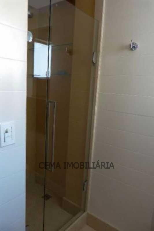 suite - Apartamento À Venda - Lagoa - Rio de Janeiro - RJ - LAAP40128 - 17