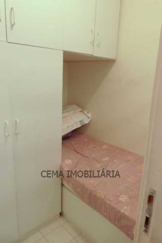 dependencias - Apartamento À Venda - Lagoa - Rio de Janeiro - RJ - LAAP40128 - 20