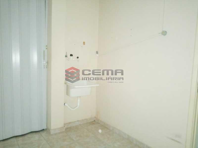 Área de serviço - Apartamento 1 quarto para alugar Flamengo, Zona Sul RJ - R$ 1.800 - LAAP10532 - 14