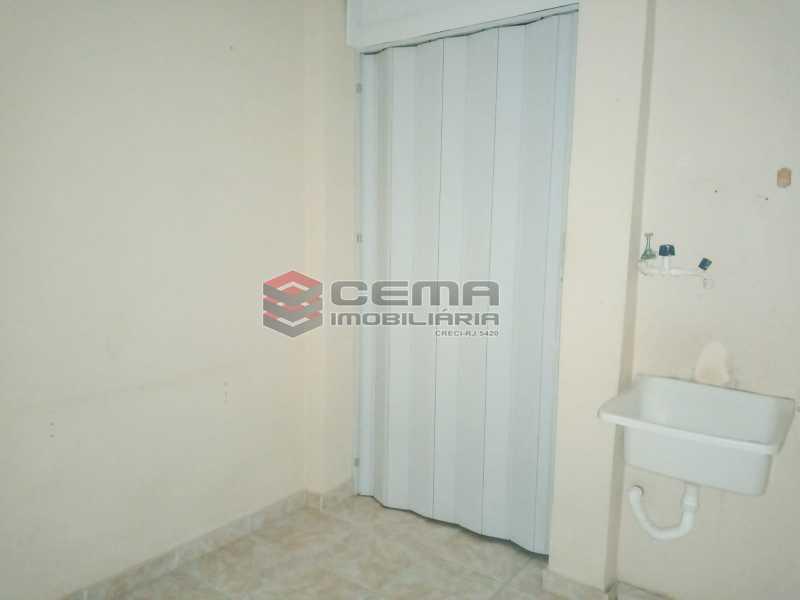 Área de serviço - Apartamento 1 quarto para alugar Flamengo, Zona Sul RJ - R$ 1.800 - LAAP10532 - 15