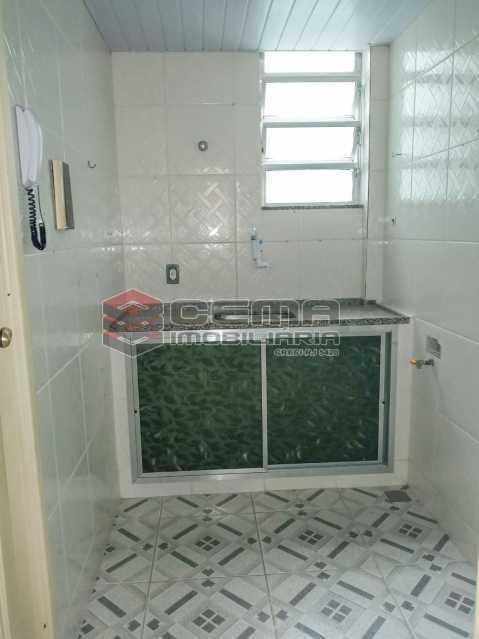 Cozinha - Apartamento 1 quarto para alugar Flamengo, Zona Sul RJ - R$ 1.800 - LAAP10532 - 6