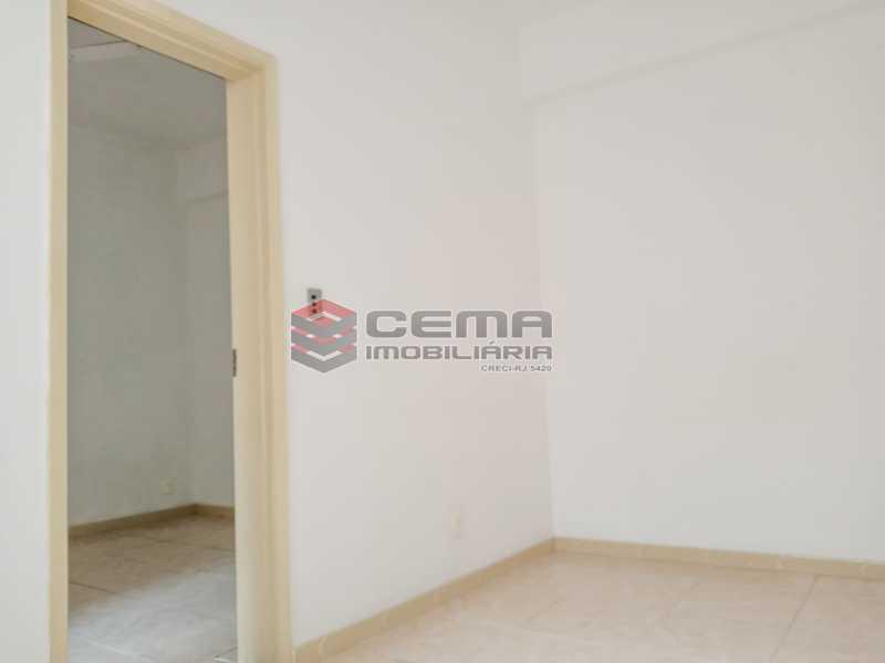 Quarto  - Apartamento 1 quarto para alugar Flamengo, Zona Sul RJ - R$ 1.800 - LAAP10532 - 9