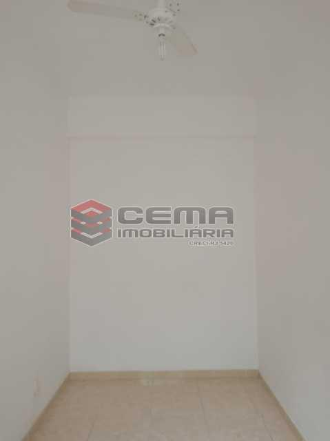 Quarto  - Apartamento 1 quarto para alugar Flamengo, Zona Sul RJ - R$ 1.800 - LAAP10532 - 10
