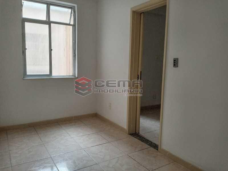 Quarto  - Apartamento 1 quarto para alugar Flamengo, Zona Sul RJ - R$ 1.800 - LAAP10532 - 7
