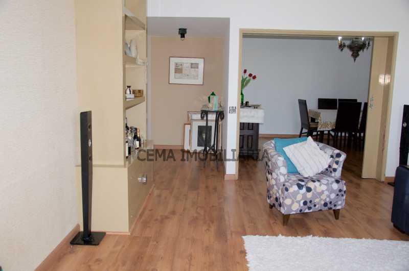 sala - Apartamento À Venda - Laranjeiras - Rio de Janeiro - RJ - LAAP30720 - 5