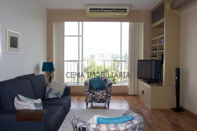sala - Apartamento À Venda - Laranjeiras - Rio de Janeiro - RJ - LAAP30720 - 4