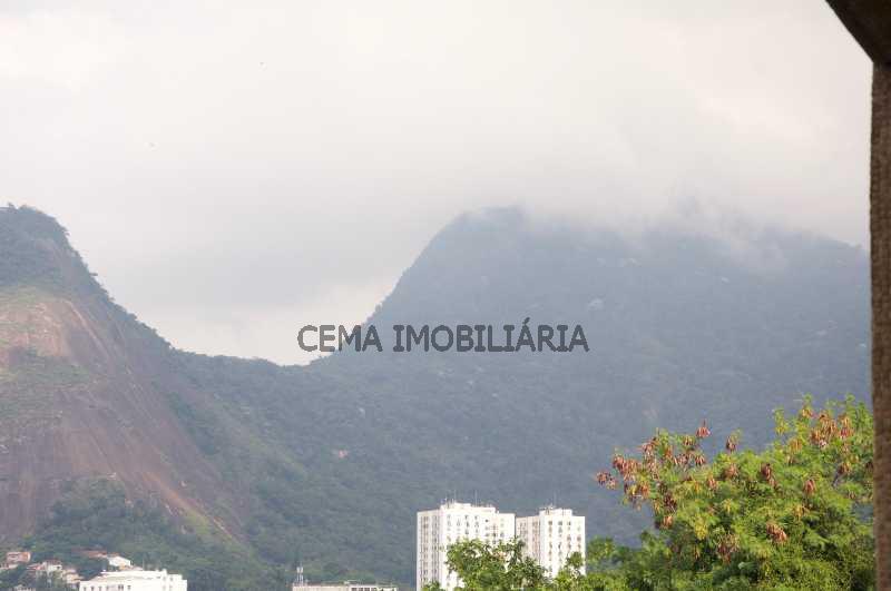 vista - Apartamento À Venda - Laranjeiras - Rio de Janeiro - RJ - LAAP30720 - 3