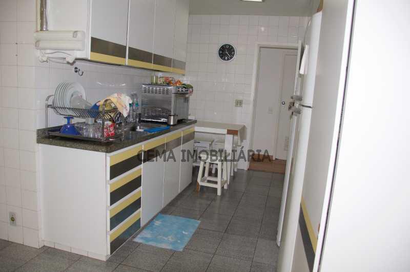 cozinha - Apartamento À Venda - Laranjeiras - Rio de Janeiro - RJ - LAAP30720 - 22