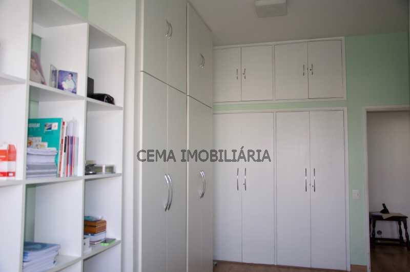 quarto 2 - Apartamento À Venda - Laranjeiras - Rio de Janeiro - RJ - LAAP30720 - 15