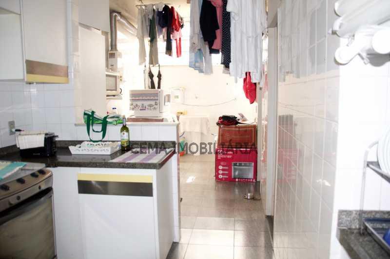cozinha - Apartamento À Venda - Laranjeiras - Rio de Janeiro - RJ - LAAP30720 - 23