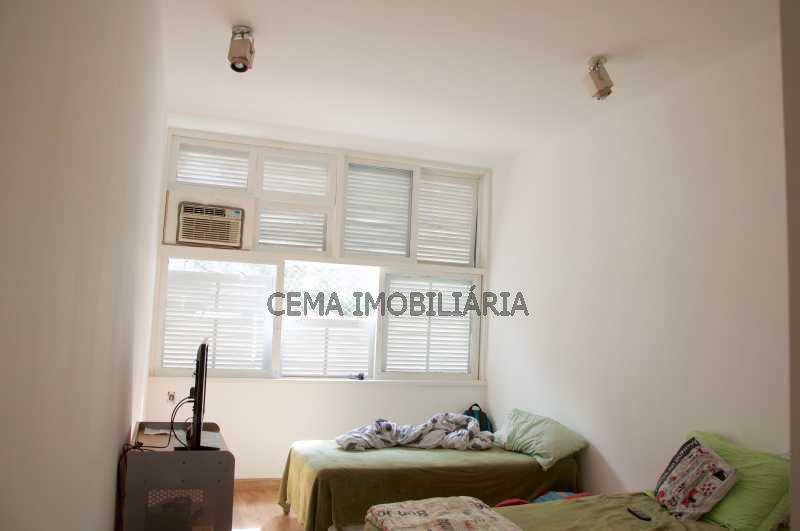 quarto 3 - Apartamento À Venda - Laranjeiras - Rio de Janeiro - RJ - LAAP30720 - 17
