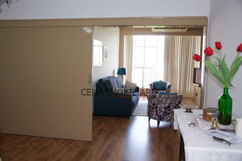 sala - Apartamento À Venda - Laranjeiras - Rio de Janeiro - RJ - LAAP30720 - 12