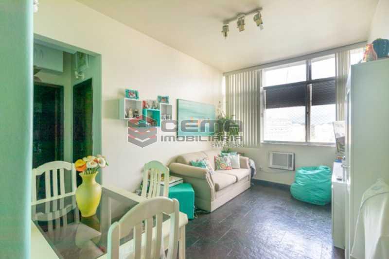 -2 - Apartamento 1 quarto à venda Centro RJ - R$ 399.800 - LAAP10534 - 1