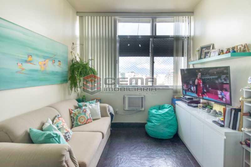 -3 - Apartamento 1 quarto à venda Centro RJ - R$ 399.800 - LAAP10534 - 3