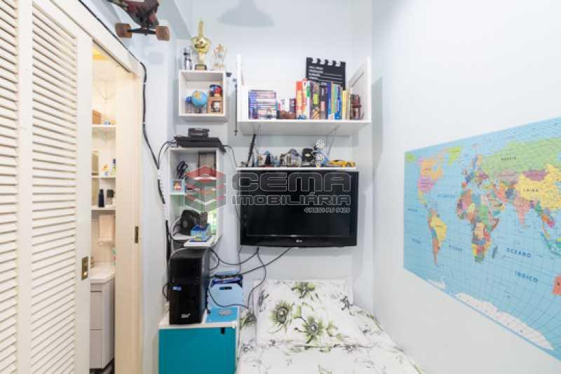 -10 - Apartamento 1 quarto à venda Centro RJ - R$ 399.800 - LAAP10534 - 10