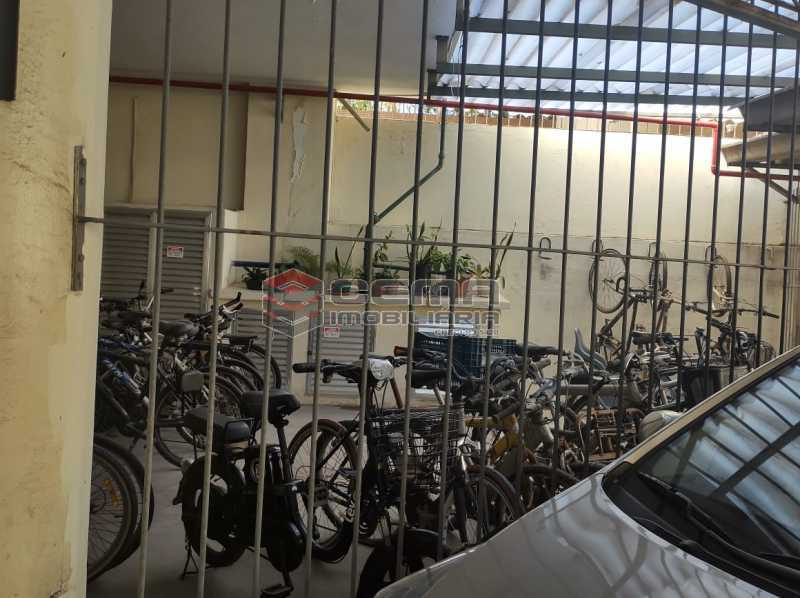 bicicletario - Excelente conjugado na São Clemente - Botafogo - LAKI10053 - 17