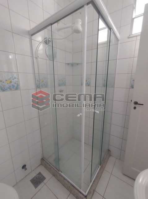 banheiro - Excelente conjugado na São Clemente - Botafogo - LAKI10053 - 10